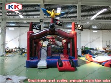 Family inflatable house bouncer/ inflatable junmping trampoline for kids