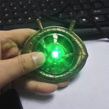 Кулон Доктор Стрэндж Глаз Агамотто в подарочной коробке