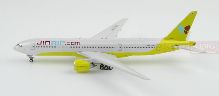 Phoenix 11087 Air B777-200ER HL7743 JIN 1:400 commercial jetliners plane model hobby