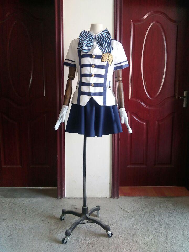 Costume Cosplay Arsmagna Akira Kano Sou Izumi