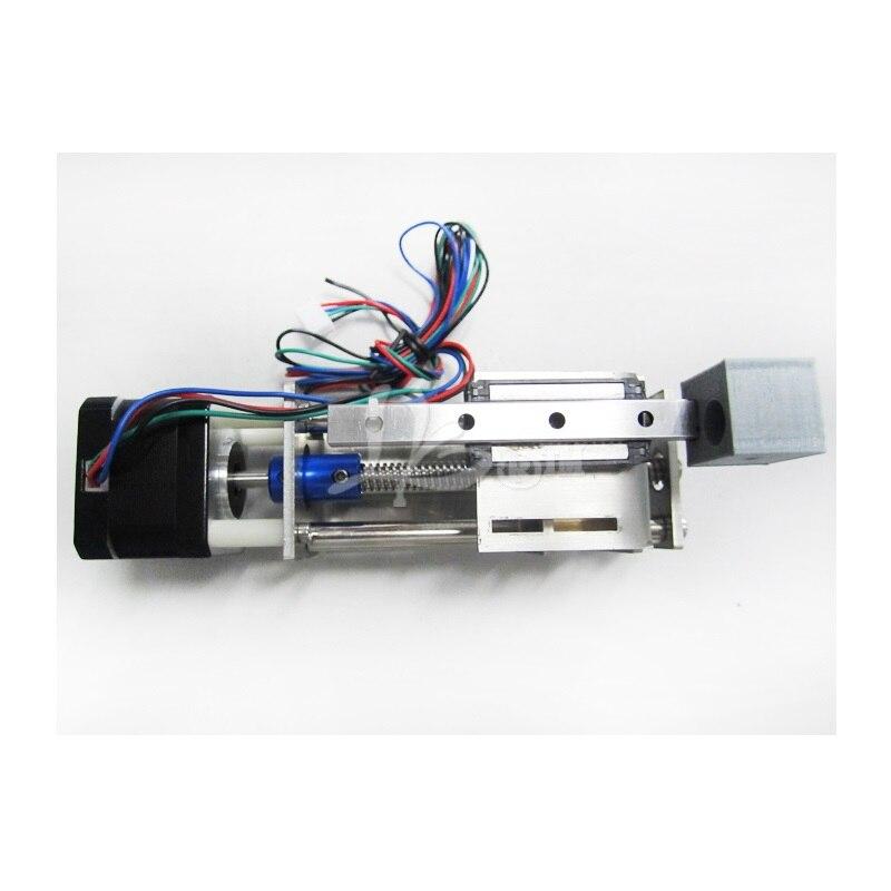 LY DPS-01 Laser Machine de Gravure Convertir À 3 Axes CNC Modèle bricolage Z Axe Plate-Forme de Glissière Suite avec Stylo Pince - 5