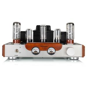 Image 3 - 2020 Latest Nobsound EL34 Valve Tube Amplifier Stereo Hi Fi Single ended Class A Power Amp High end Brushed Metal Panel Amp