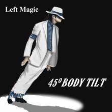 """""""Inclinazione del corpo 45, Il magra 1 trucchi di magia Solo Espedienti (Preparare Scarpe Da Soli) trucchi di magia in Scena Puntelli Magici per Mago"""