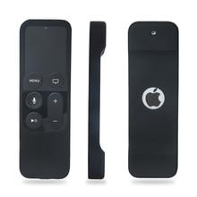 Fernbedienung Fall für Apple TV 4th Gen Schwere Dämpfung Shock Proof Silikon Remote Abdeckung iTV 4 Entfernteren Schutzhüllen fundas