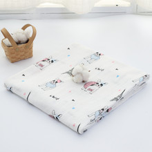 Swaddle baby blanket Aden Anais Baby Multi-use diaper Blanket