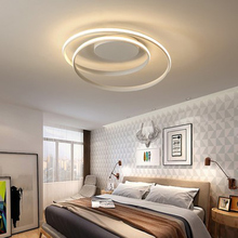 Ceiling light Aluminum Overhead bedroom living room lighting dining room decorative lights home fixtures Modern led ceiling lamp цена