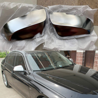 For BMW 3 Series 1 Pair Rearview Mirror Cover Cap ABS F30 F31 F34 F35 G20 G21 For BMW Mirror Cover BMW Modificate