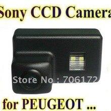 Sony HD CCD специальная автомобильная камера заднего вида для peugeot 206 207 306 307 308 406 407 5008 партнер Tepee