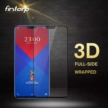 3D Tempered Glass For Vivo X21 X20 X7 X6 Plus Screen Protector for V9 Y79 V7 Y85 Y91i Y95 Y81i Y81 Protective Flim