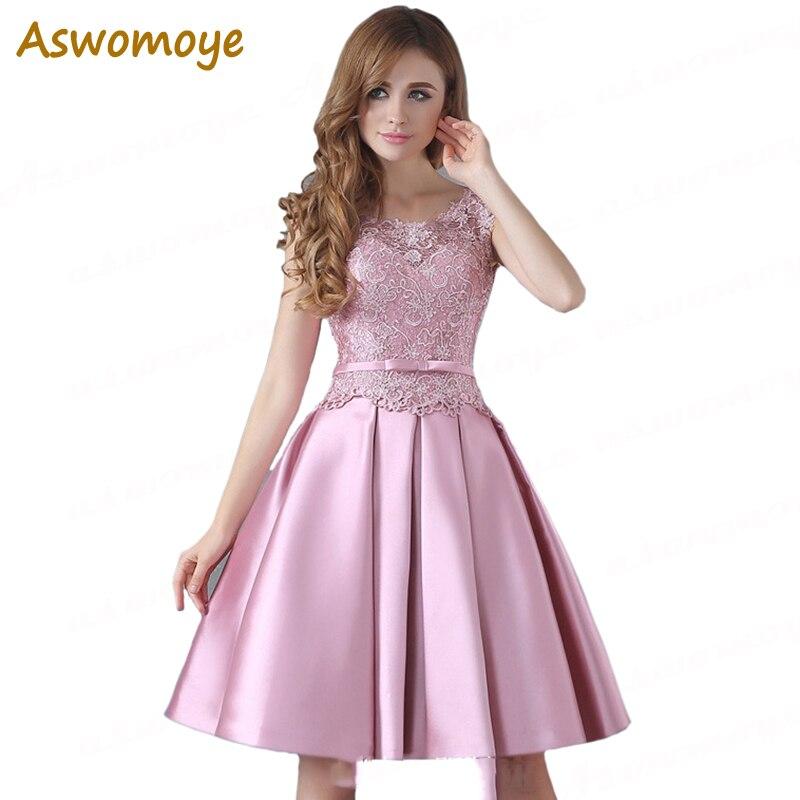 Aliexpress.com : Buy Short Prom Dress 2018 New Fashion O