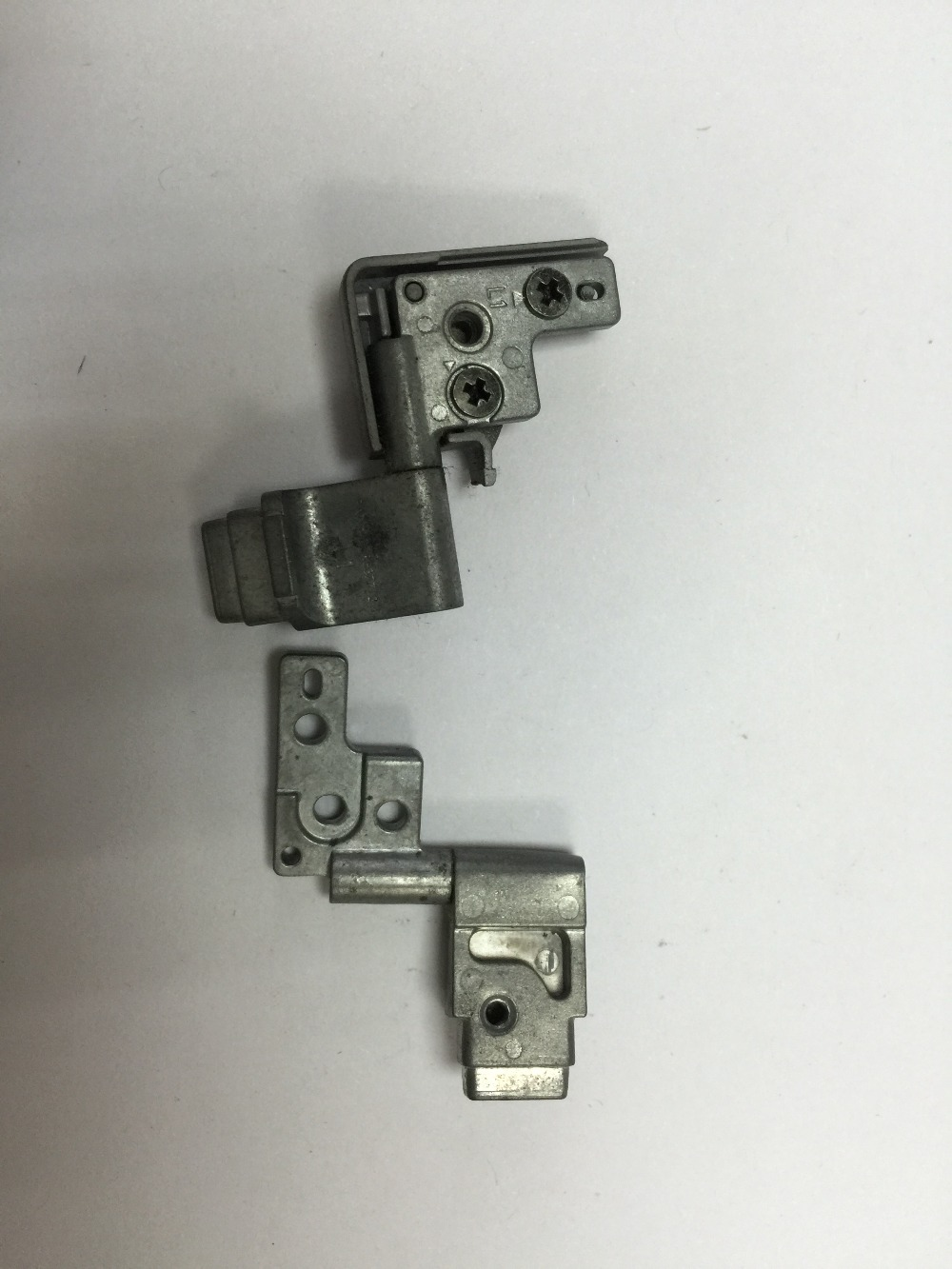 New Laptop Hinge For Dell for Latitude D420 D430 12.1 series Notebook LCD Left + right LCD Hinges Replacement Repair