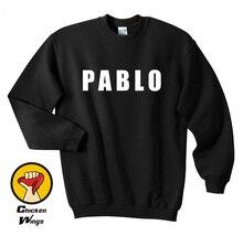 Pablo Kanye West Merch Funny Cool Tumblr Hip Hop Rap Music Unisex Top Crewneck Sweatshirt More Colors