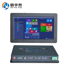 embedded PC intel i3-3217U 1.9GHz 2GB DDR3 32GB SSD all in one pc 12 inch Resistive touch screen Resolution 800×600