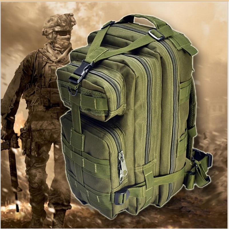 Prix pour Haute qualité Hommes Femmes Vente Chaude Super Militaire Extérieure Armée Tactique Sac À Dos Molle Camping Randonnée Trekking Camouflage Bagz168