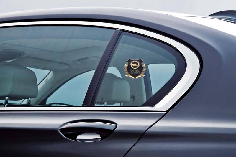 Image 5 - 3D наклейки автоэмблема наклейка для Opel Zafira a b Astra h g j k f Mokka Corsa b c d Vectra Insignia Motors VIP значок для автомобильного стайлинга-in Наклейки на автомобиль from Автомобили и мотоциклы