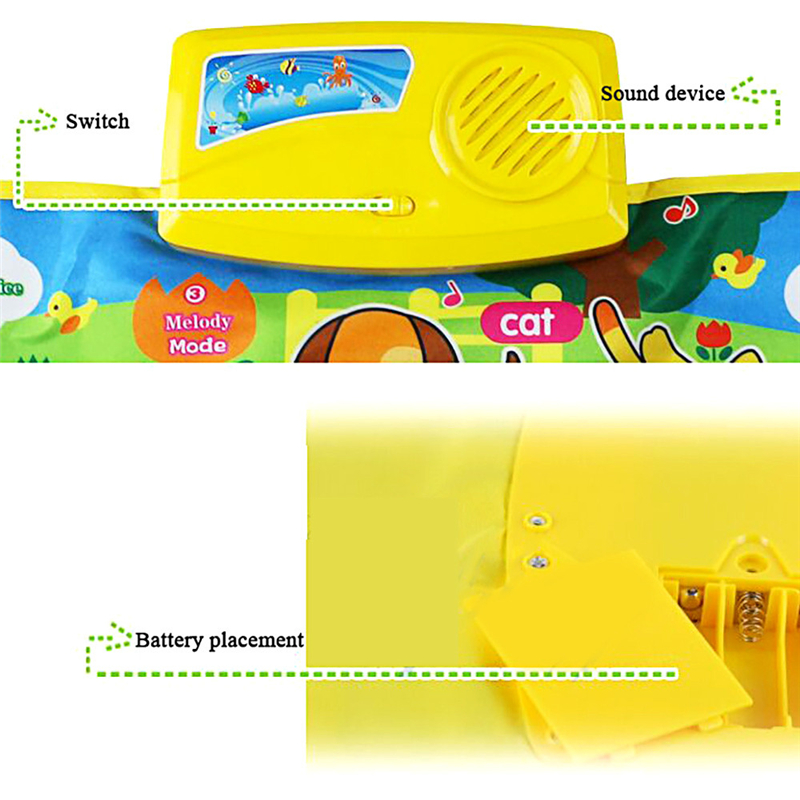 New-Great-Education-Learning-Toy-Touch-Play-Keyboard-Musical-Music-Singing-Gym-Carpet-Mat-Best-Kids-Baby-Gift-Drop-Shipping-3
