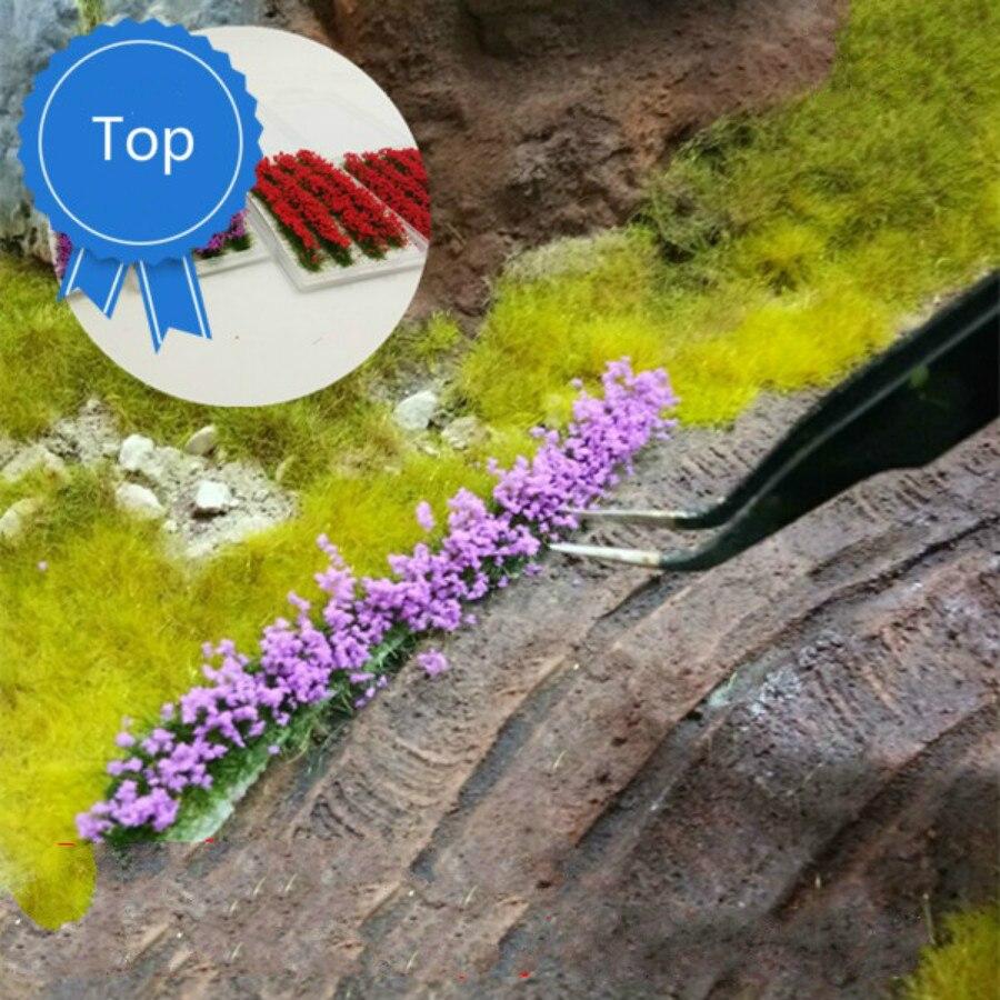 8pcs/lot 2018 new flower raft vegetation