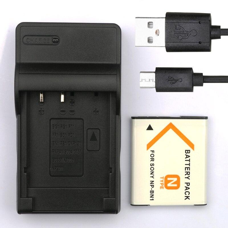 Batería de repuesto para Sony Cyber-shot DSC-W800 DSC-W810 Cámara 900mAh