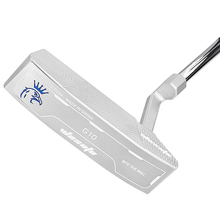 Golf putter clubs Mens right silver CNC Milled with headcover free shipping