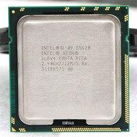 INTEL Ксеон E5620 SLBV4 Процессор 2,4G/12 м/5,86 4 ядра 8 нить гарантия 1 год