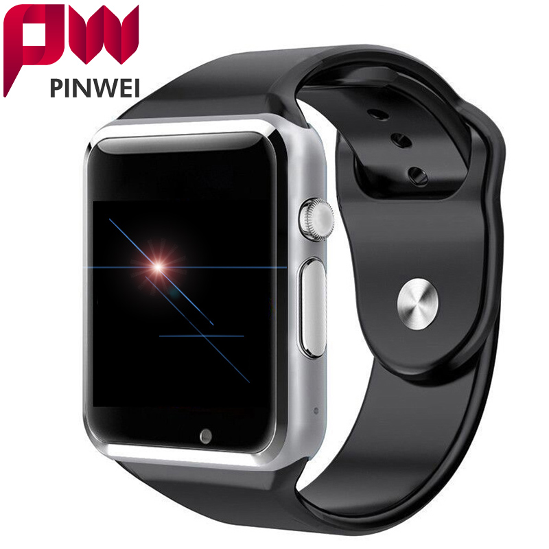 Bluetooth İzle Akıllı İzle Smartwatch Marka Business Suit Erkekler Lüks Spor Izle elektronik Saatler Android Telefon Için