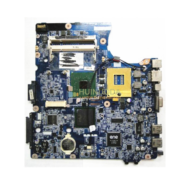 все цены на  LAPTOP MOTHERBOARD for HP 530 438551-001 448434-001 IAT50 LA-3491P 945GME DDR2 with Good quality  онлайн
