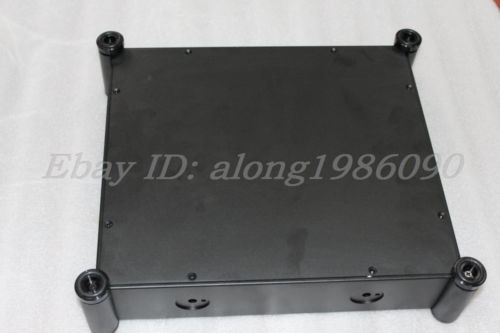 3607T Full Aluminum Enclosure Amplifier Case Power Amplifier Box Chassis