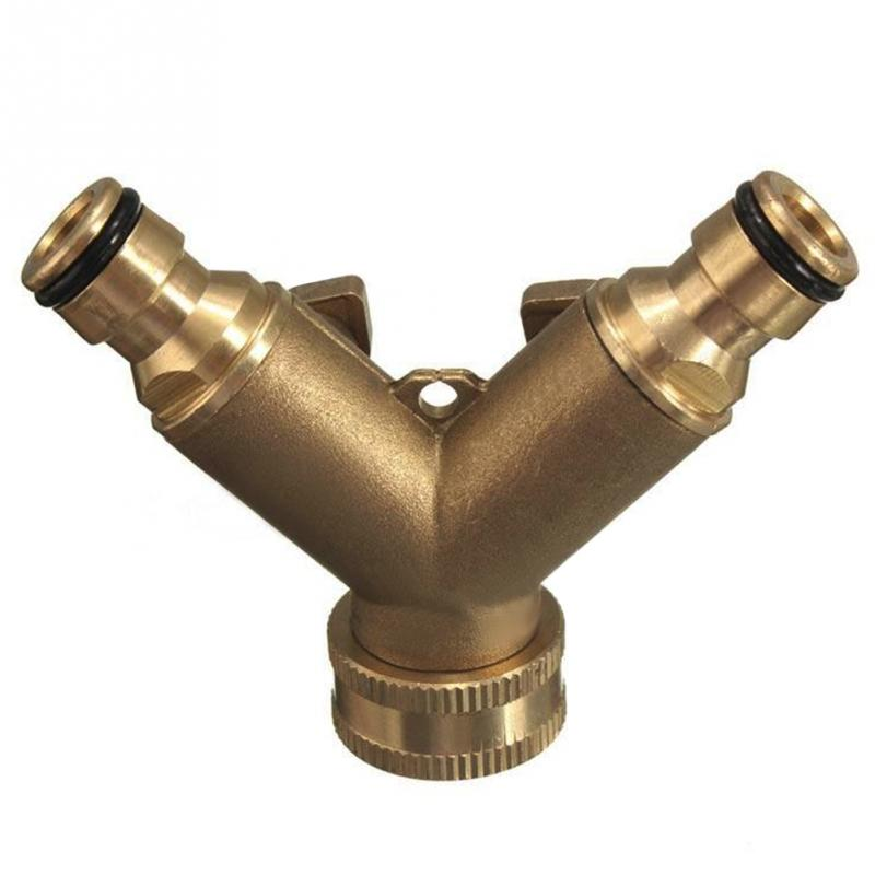 Inch hose pipe splitter tool way connector tap