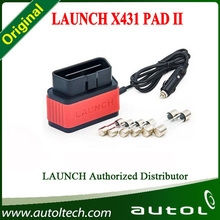 Global Version Auto Scanner Diagnostic Tool LAUNCH -431 PAD 2 Launch C431 PAD II Support WIFI