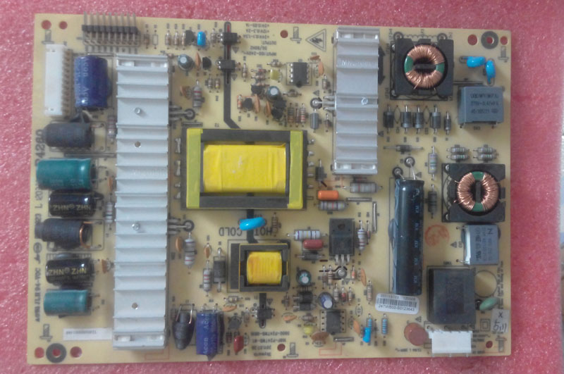 168P-P24TWB-W1 5800-P24TWB-0010 New Universal LED Power Board the 5800 p32etu 0010 0020 0040 168p p32etu 00 power supply board used disassemble