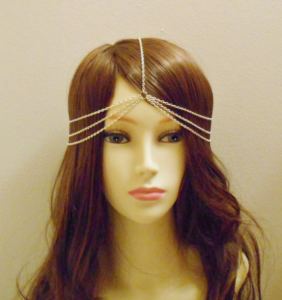 Bridal Hair Accessories Boho : Aliexpress.com : buy bohemian headchain tiara bride headpiece