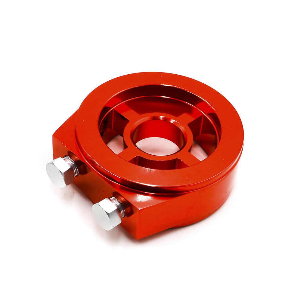 Adaptateur universel de plaque Sandwich refroidisseur de filtre à huile M20 * 1.5 et 3/4-16 adaptateur Sandwich jauge d'huile TT100337