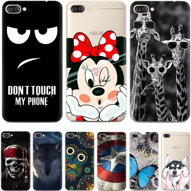 finest selection d2a6e c7cfd US $2.39 20% OFF|Cute Design Soft Tpu Case For Asus Zenfone 4 Max ZC554KL  Soft Silicone Back Cover Phone Cases For Asus Zenfone 4 Max ZC554KL-in ...