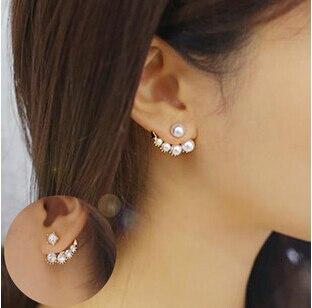 aliexpress buy personality stud earrings lovely