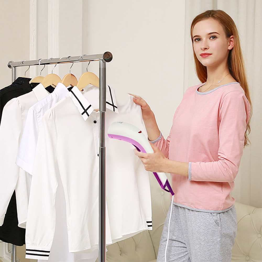 HandHeld 1000 - 1200W Garment Steamer Portable Anti-Burning Ironing Machine Home Appliance Steamer Brush For Home Humidifier