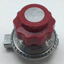 1xadjustable 0 до 20psi пропан LP газовый регулятор нагреватель плита цилиндра клапан комплект