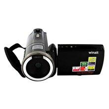Winait's Max. 12MP Dual solar panel 720P HD digital camcorder