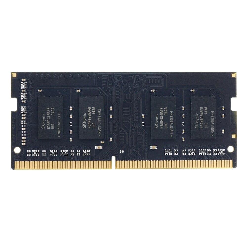 2018 nouveau KingSpec DDR4 16 GB 2400 Mhz mémoire Ram 260pin pour ordinateur portable avec haute performance haute vitesse 1.2 V