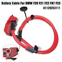 Car Accessories Positive Battery Fuse Cable 61129253111 For BMW 1 2 series F20 F21 LCI F22 F23 F87 M2