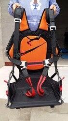 Bolsa de asiento para parapente