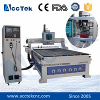 1530 high efficiency cnc router for stone/wood/plastic/marble/crystal/metal from China hot sale