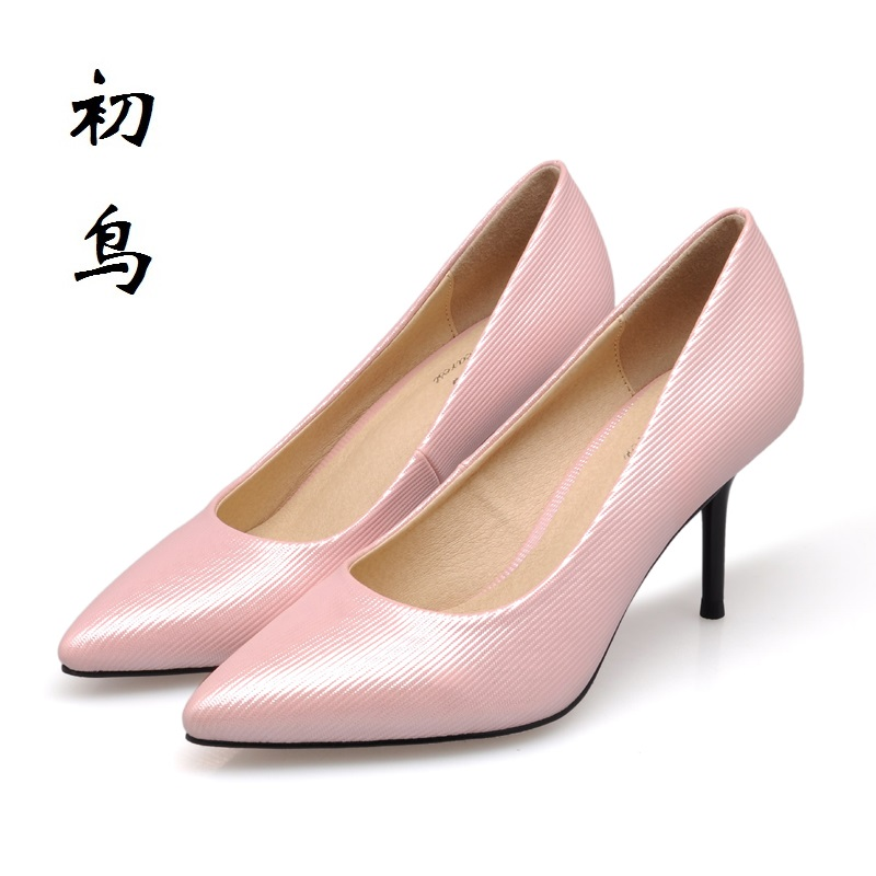 2017 Size 34-41 Fashion Sexy Pointed Toe High Heels Women Pumps Ladies Shoes Woman Chaussure Femme Gold White Optional 34 40 weweya 2017 summer candy colors ladies flats fashion pointed toe shoes woman new flat shoes women plus size chaussure femme
