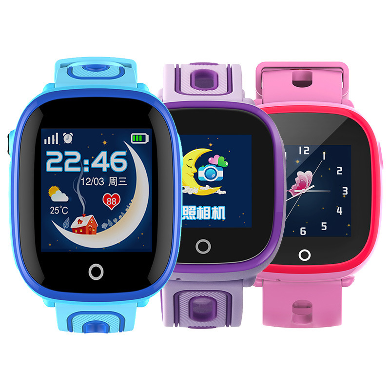 Kids GPS Smart Watch with GPS/GSM/ Triple Positioning GPRS Real-time Monitoring, Dual-way Call, SOS Kids GPS Smart Watch все цены