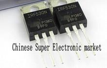 10PCS IRF530NPBF IRF530N IRF530 TO-220 IC(China (Mainland))
