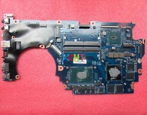 Image 1 - XCHT pour HP Omen 15 15 CE 15T CE000 Série 929481 601 929481 001 DAG3AAMBAE0 GTX1050Ti 4 GO i7 7700 Carte Mère Dordinateur Portable Testé