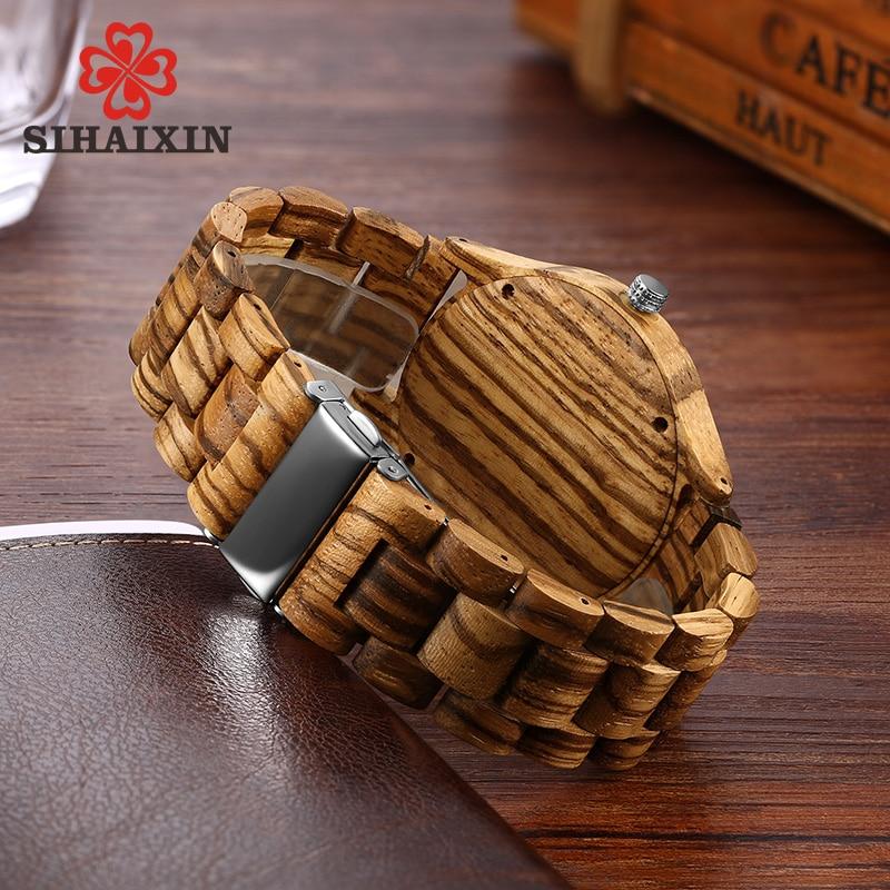 male wood watch 10