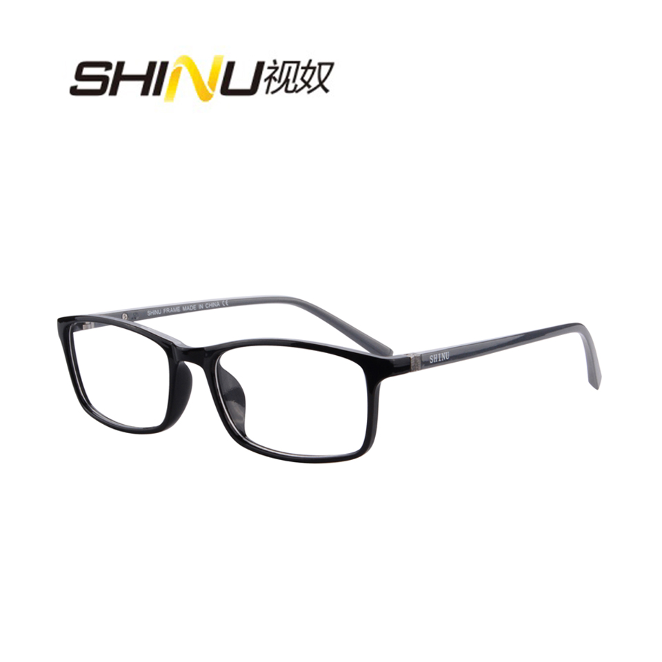 Custom Prescription Glasses Women Men Optical Eyeglasses Myopia Presbyopia Eyewear Comupter Spectacles Photochromic Glasses(China)