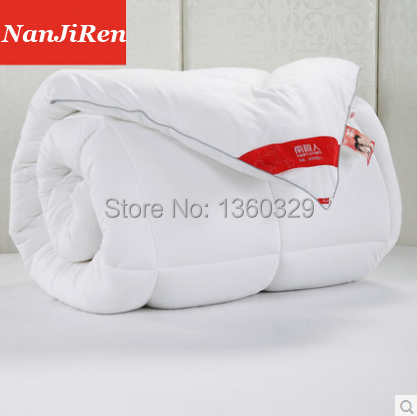 Autumn Spring Quilts Thickening Winter Blankets Adults couette King ...