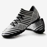 TIEBAOรองเท้าฟุตบอลในร่มการฝึกอบรมฟุตบอลรองเท้าสำหรับU Nisexแข่งที่มีน้ำหนัก