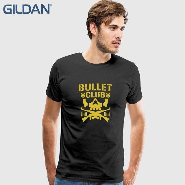 construcción racional precio loco estilo popular Hombres Bullet Club camiseta personalizada de manga corta de San Valentín  wrestling camiseta para hombres en Camisetas de Moda y complementos de ...